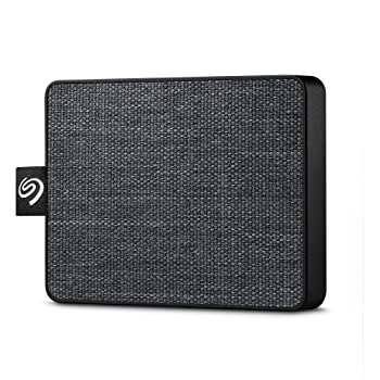 Seagate STJE1000400 One Touch SSD Externo, 1 TB, Negro