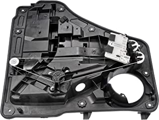 Dorman 748-573 Rear Driver Side Power Window Motor and Regulator Assembly for Select Jeep Models
