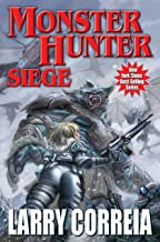 Monster Hunter Siege (Monster Hunters International Book 6)