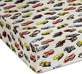 Glenna Jean Fast Track Fitted Sheet, Car