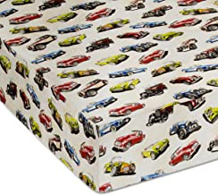 product image for Glenna Jean Fast Track Fitted Sheet, Car (18511)