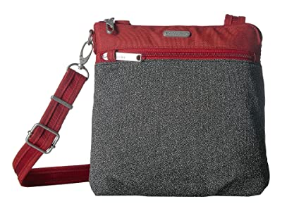 Baggallini Anti Theft Slim Crossbody (Ruby Anti Theft) Cross Body Handbags