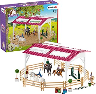 Schleich Riding School With Riders And Horses Set