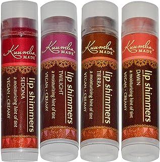 Kuumba Made Lip Shimmers 4 Pack