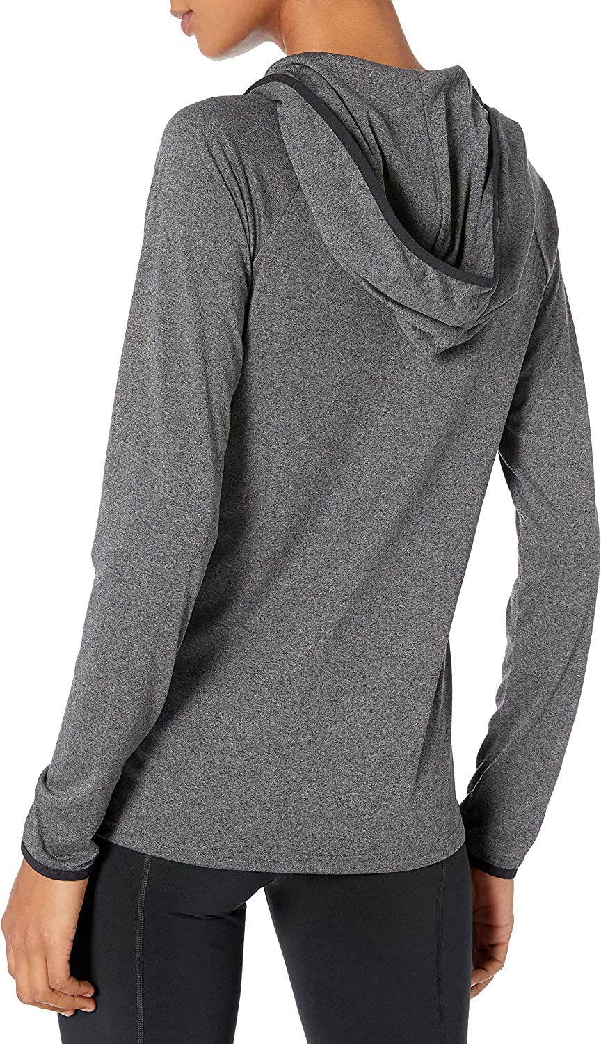 Under Armour Womens tech Long Sleeve Hoody 2.0-Solid