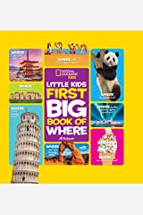 National Geographic Little Kids First Big Book of Where (Little Kids First Big Books) Kindle Edition