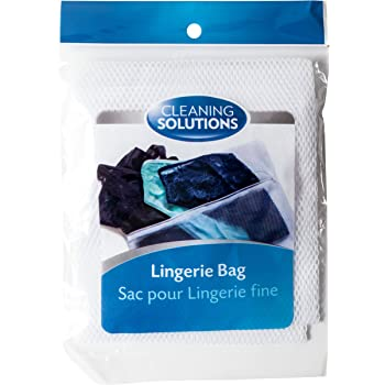 """Good Living Cleaning Solutions Laundry Lingerie Bag, 14"""" by 19"""", Mesh"""