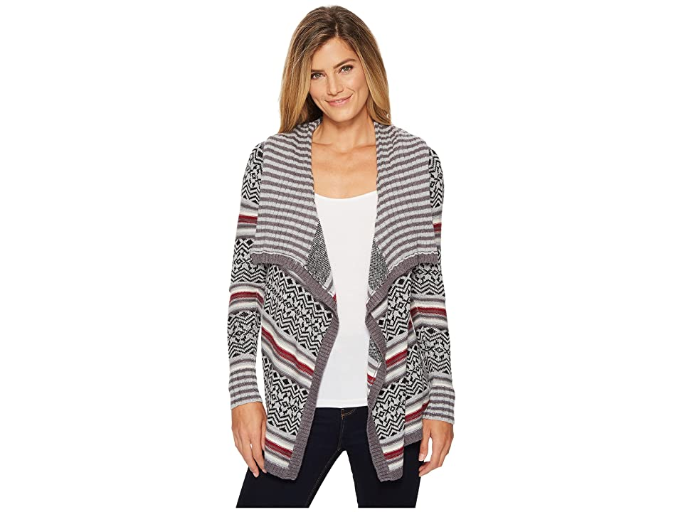 Aventura Clothing Bethel Cardi (Black) Women