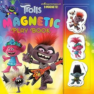Trolls Magnetic Play Book (Dreamworks Trolls)