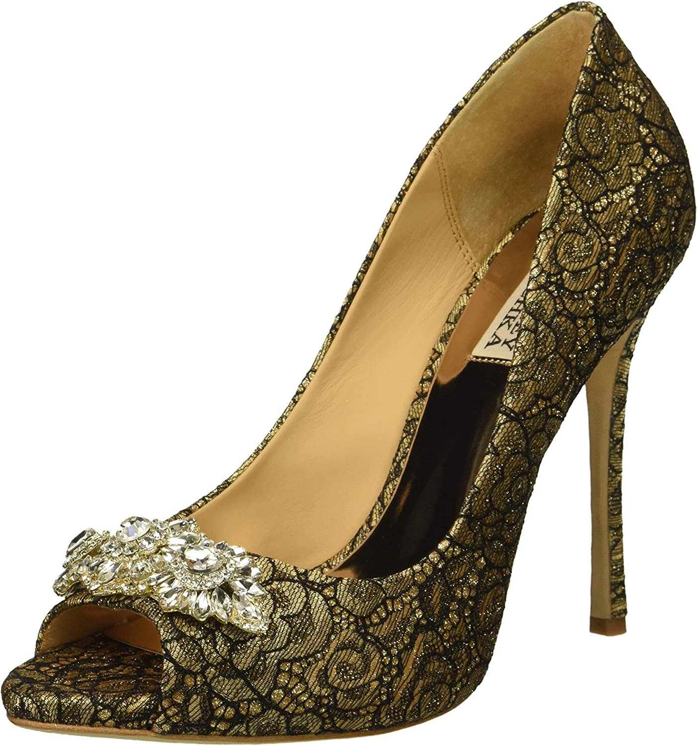 Badgley Mischka Womens Vanetia Ii Pump