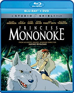 princess mononoke time