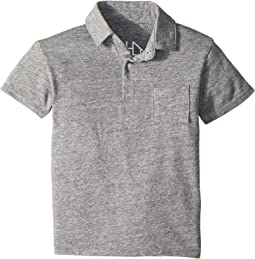 Soft Short Sleeve Polo (Toddler/Little Kids)