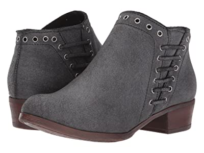 Minnetonka Brenna Boot (Vintage Charcoal) Women