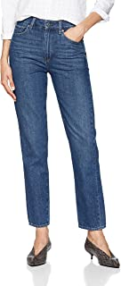 G-STAR RAW 3301 High Waist Straight 90s Ankle-Cut Jeans Vaqueros para Mujer