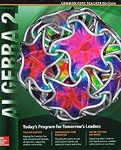 Glencoe Algebra 2, Common Core Teacher Edition