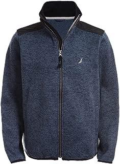 Boys' Little School Uniform Full-Zip Fleece Jacket