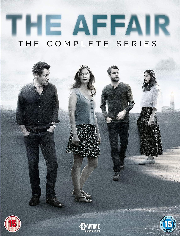 The Affair Season 1-5 Limited price sale Max 40% OFF 2020 Region Free DVD