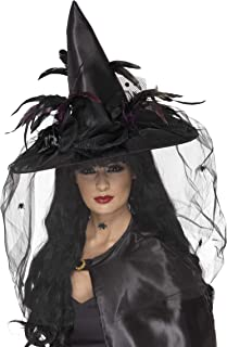 Smiffys Witch Hat Size: One Size
