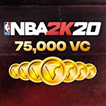 Amazon.com: NBA 2K20: 75000 VC Pack - [PS4 Digital Code ...