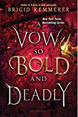 A Vow So Bold and Deadly (The Cursebreaker Series Book 3) Kindle Edition