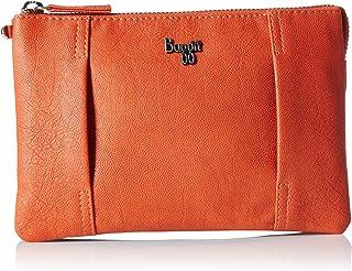 Baggit Women's Cosmetic Bag (Orange) (Unitsnits 1)