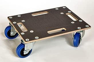 Rollbretter Transportroller Möbelroller Schwerlast Möbelhund Handwerk 35x50 cm Belastung ca. 800 kg