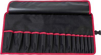 PARAT Gereedschapstas Basic Roll-Up Case (15 insteekvakken, nylon, met steeksluiting, 67x33x0,5 cm) 5990828991, zwart