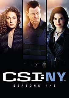 CSI: New York Season 4-6 Boxset [Reino Unido] [DVD]