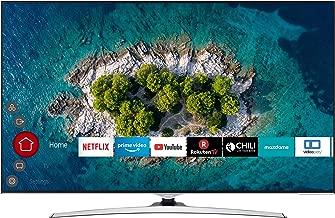 HITACHI U65L7000 165 cm (65 Zoll) Fernseher (4K Ultra HD, HDR10, Dolby Vision HDR, WCG, Triple Tuner, Smart TV, Works with Alexa, Bluetooth, PVR)
