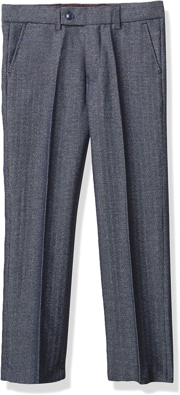 Isaac Mizrahi Boys' Memphis Mall Slim outlet Pants Fit Birdseye
