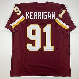 Unsigned Ryan Kerrigan Washington Burgundy Custom Stitched Football Jersey Size XL New No Brands/Logos