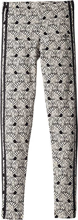 Zebra Leggings (Little Kids/Big Kids)