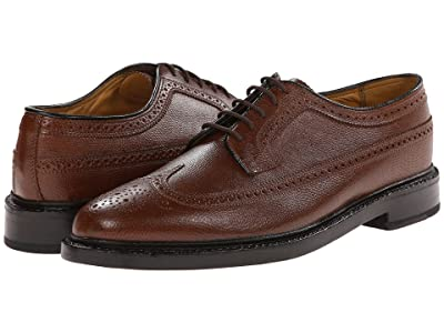 Florsheim Kenmoor Wingtip Oxford (Cognac Calf) Men