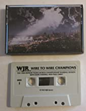Wire to Wire Champions; the 1984 Detroit Tigers World Championship Baseball Season with Ernie Harwell and Paul Carey