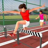 High School Virtual Sports Gymnast Sports Games For Girls- Enjoy Sports Day Adventure. Football Girl Athlete Is Ready In Virtual Sports Simulator Games- Be The Top Sports Athlete Girl In High School, Best School Girl Sports Game