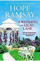 A Wedding on Lilac Lane (Moonlight Bay Book 4) Kindle Edition