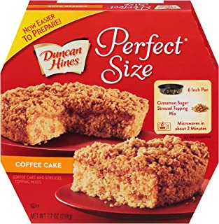 Duncan Hines Perfect Size Chocolate, Lover's Cake & Frosting Mix