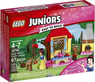 Best lego juniors snow white's forest cottage Reviews