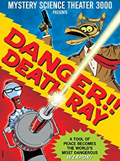 danger death ray