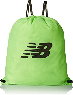 New Balance Cinch Sack, Energy Lime, One Size