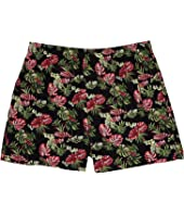 Tommy Bahama - Big Printed Island Washed Cotton Woven Boxer