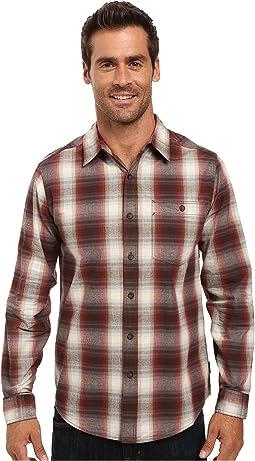 Galen Cotton Long Sleeve Shirt