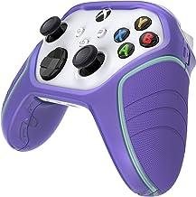 OtterBox - para Xbox Series X   S, Easy Grip Funda de proteccion anticaídas con agarre, para mando Microsoft - Azul (Xbox ...