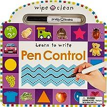 Wipe Clean: Pen Control