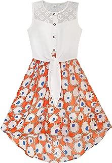 Best girls tie waist dress Reviews