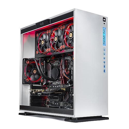 6abb3948f169 SkyTech Omega Gaming Computer Desktop PC Intel i7-8700K 3.7Ghz
