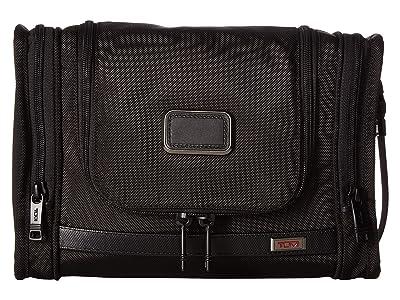 Tumi Alpha 3 Hanging Travel Kit (Black 1) Luggage