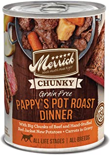 Merrick Count Chunky PappyS Dinner