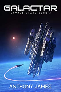 Galactar (Savage Stars Book 3)