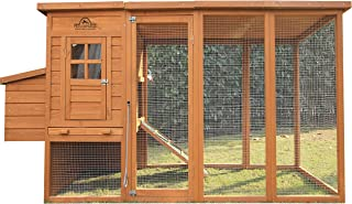 Pets Imperial Arlington Chicken Coop with Extra Long Run 8ft 2